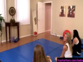 hawt lesbo breasty sweethearts punished coarse 10