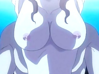 servitude anime with muzzle fucked into ass
