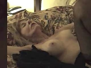 older doxy creampied by darksome cock