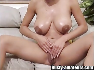 breasty gia showing her biggest asset
