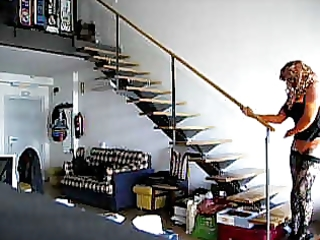 sheboy stairs star
