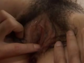 unfathomable anal sex with unshaved oriental