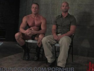 dungeon slaves acquires hung and drilled