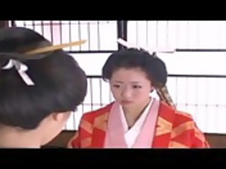 japanese kimono group-sex breasty arse mother i