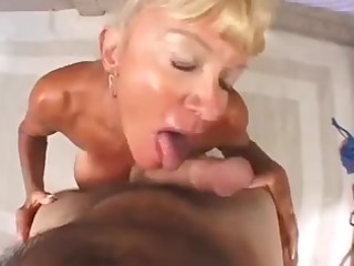 mature mom with huge whoppers