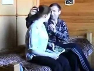 Hot russian girl homemade sex video