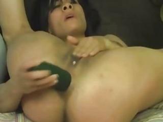 breasty hottie hardcore cunt insertion hd