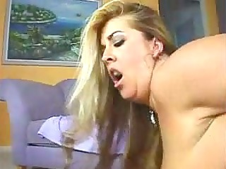 blondes fuck fortunate lad non-professional d