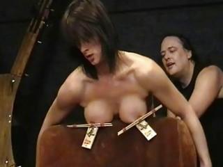 dilettante sadomasochism and large tit punishment