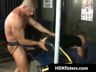 unfathomable homo gazoo fisting hardcore porn