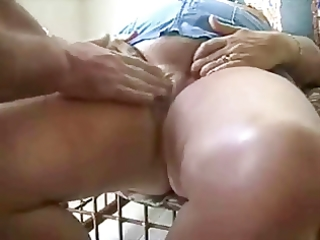 grand-dad fingering grandma till she is cums