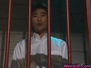oriental sweetheart is a bondman in prison part0