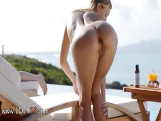mind boggling bottom and outdoor fur pie rubbing