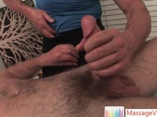 park wiley receives the massage of his life part4