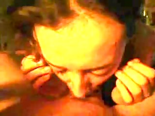 Homemade Midnight blowjob video