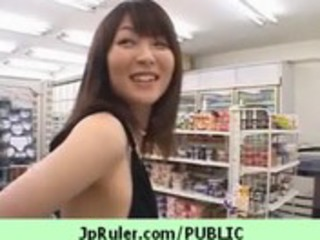 japanese hotty drilled in public 55