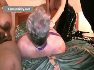 perverted carmen and biggest women acquire part5