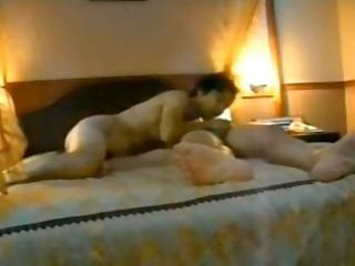 sexy movie of my oriental ex gf blowing