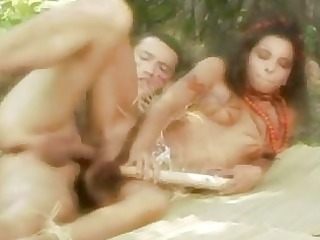 fuck paramour janet pleasure is boned