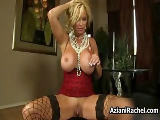 breasty golden-haired mother i goes mad fucking