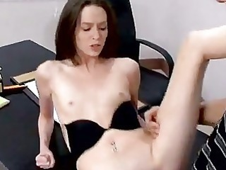 foxy andrea anderson acquires her hairless bawdy