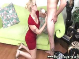 cockhungry mother i gives jock a ferm cook jerking