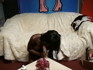 darksome legal age teenager conchita screwed and