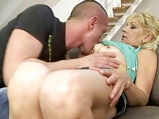 hot grandma fucking with her juvenile paramour