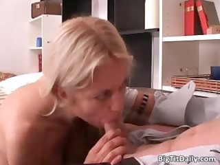 scrumptious and hot blond beauty part5