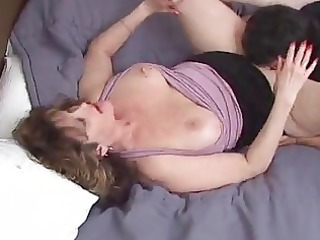 aged woman getting screwed