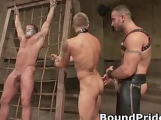 extraordinary homosexual slavery groupsex part11