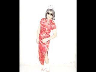 hong kong lesbo shemale shirleys qipao fashion