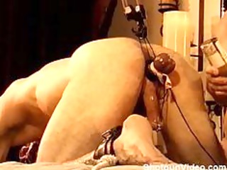 CBT Predicament Bondage...If you move it hurts