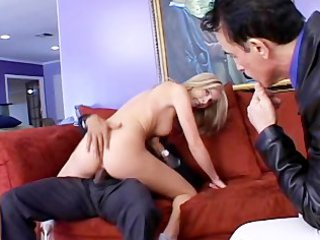 oh no! theres a negro in my wife! - scene 1