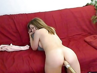 dilettante kimber peters bows over and allows one