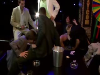 homo dicksucking party is in full swing at this