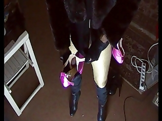 cum on high heels mix 1011