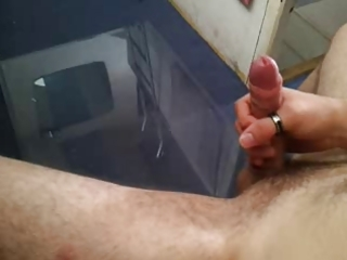 just a quick wank!