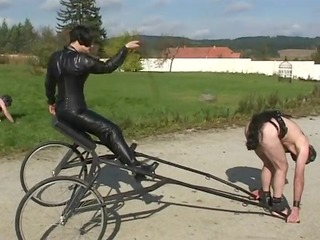 outdoor joy for the female-dominant