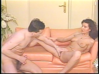 german pair fucking in oldschool porn vid