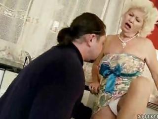 unsightly granny getting gangbanged hard by reno87