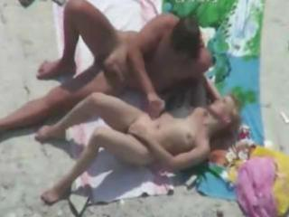 amateurs acquire caught by the beach
