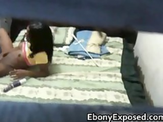 spying my darksome legal age teenager neighbor 2