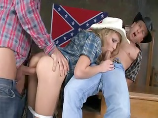 nataly von - hot russian cowgirl