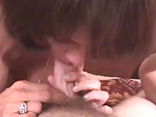 4 aged babes suck and tug dudes hard rod