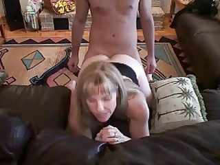 hotwife carol takes a youthful pounder in her