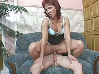 naughty mommy cindy is not pleasured