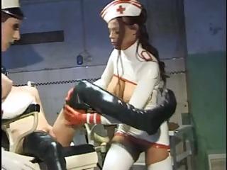 bdsm latex - fetish nurses