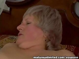 older smack of sperm.. chunk