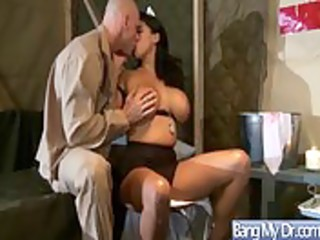 hardcore banging betwixt doctor and sexually